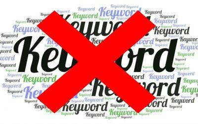 Using Negative Keywords To Make Your Life Easier