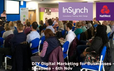 InSynch with Natwest – DIY Digital Marketing Seminar – Swansea 6th November