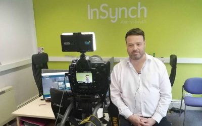 InSynch announced as a Best Small Business finalist in West Wales Business Awards!