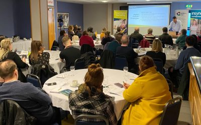 A great turn out at our FREE Digital Marketing Course for Managers and Small Business Owners in Shrewsbury last week!