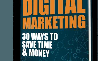 Our New FREE Efficient Digital Marketing eBook